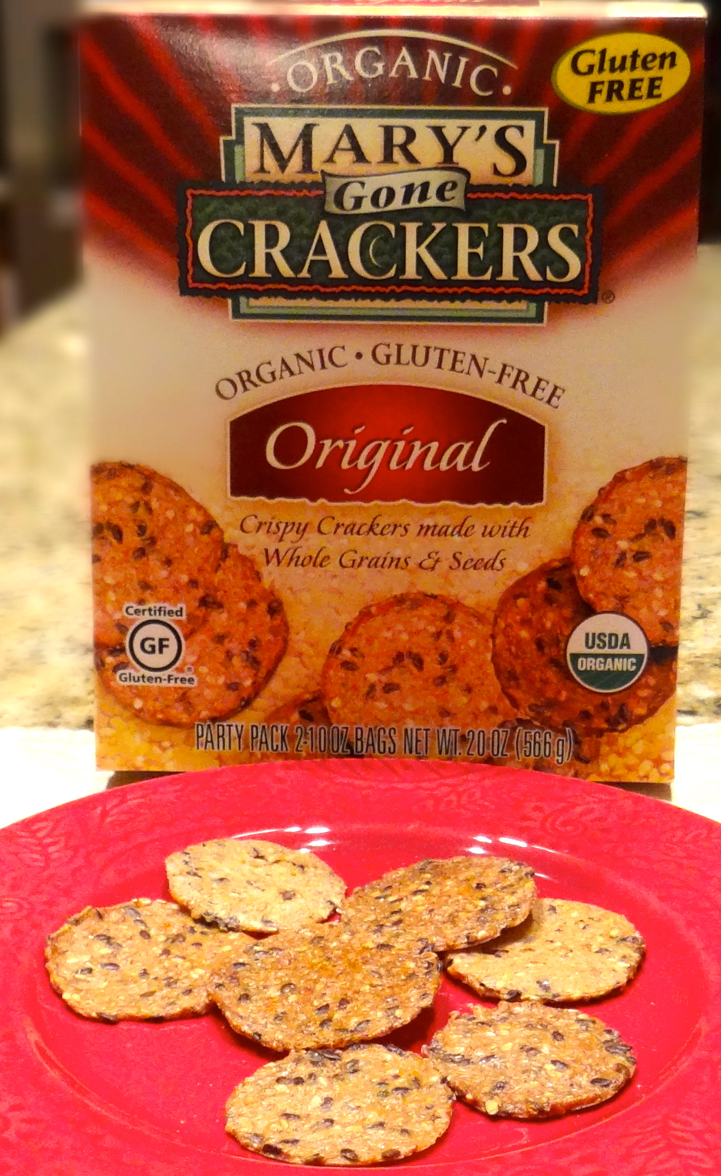 Crackers chips snacks foods we love before i knew the story behind marys gone crackers i was impressed with the clever product name we brought a box home from the market sampled a few solutioingenieria Images