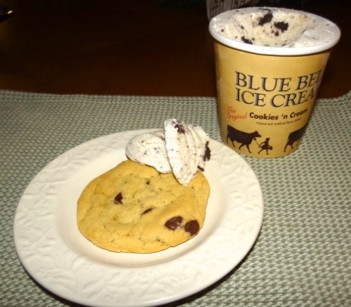 Cookies & Ice cream