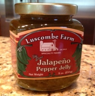 Luscombe Farm Jalapeno Pepper Jelly